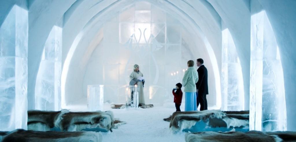 iced church
