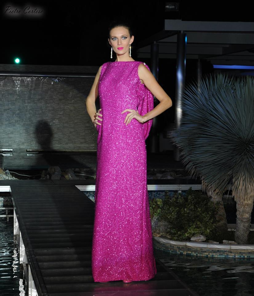 Sfilata Punù Couture sposa 2014 - Glitter - Nola
