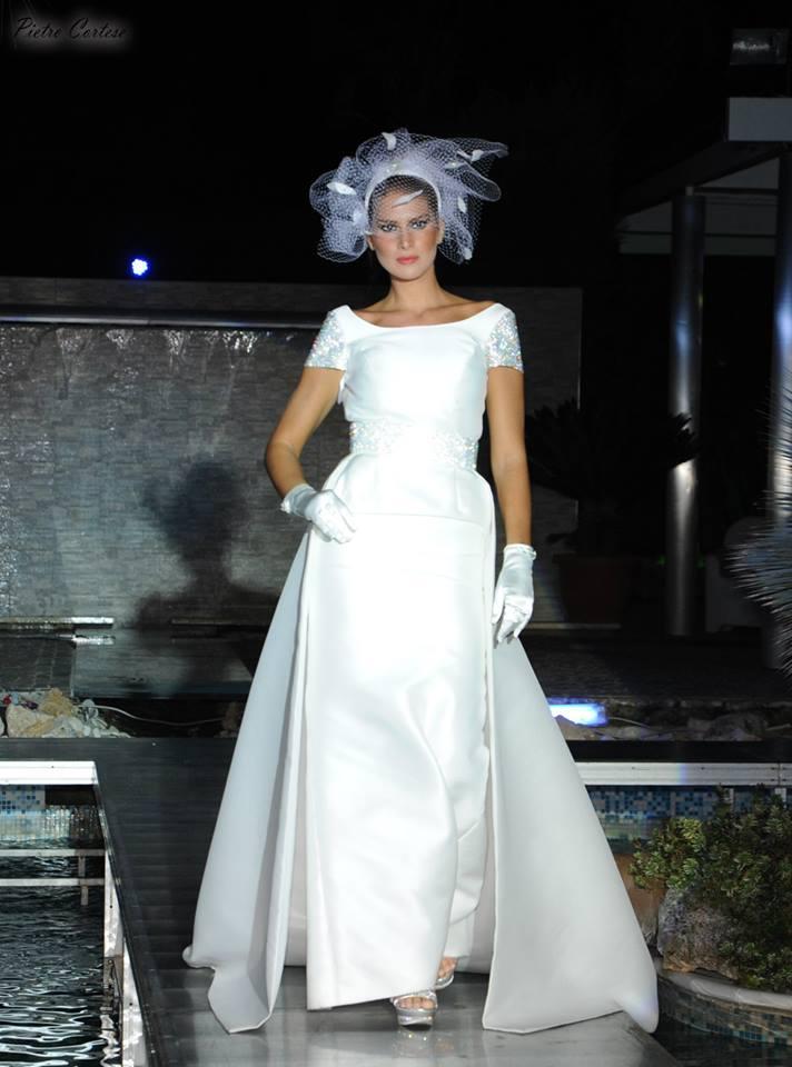 sfilata Pinù Couture sposa 2014 - Glitter Nola