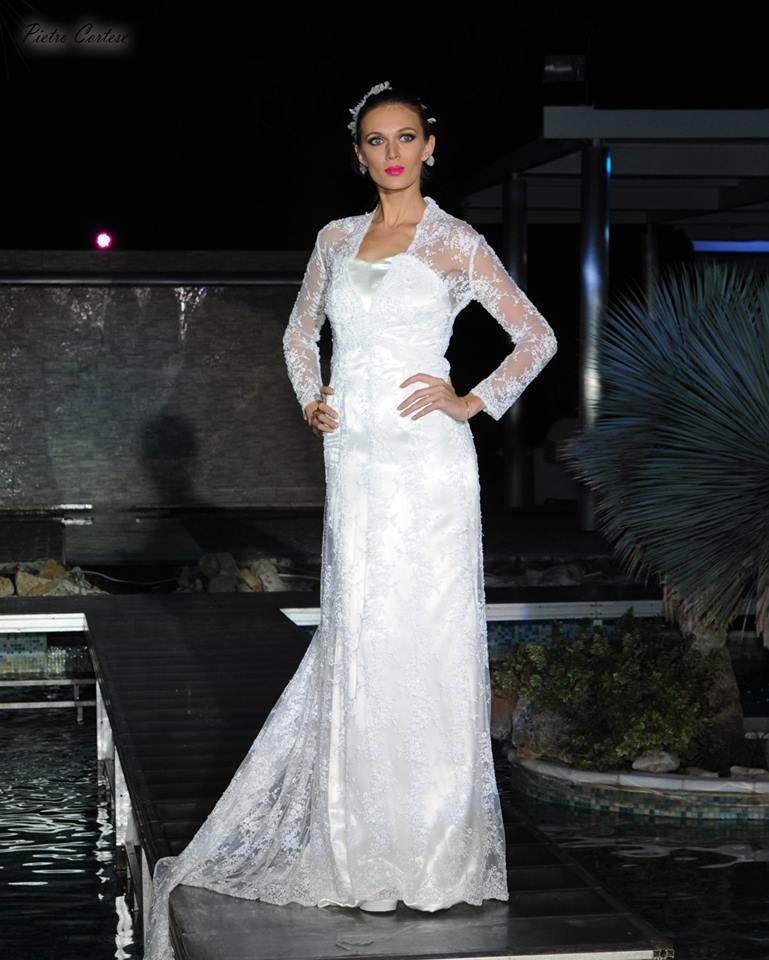 sfilata Pinù Couture sposa 2014 - Glitter - Nola