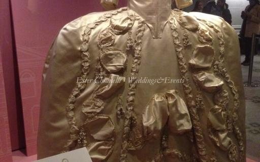 Wedding Dress – London – Victoria&Albert Museum 1775-2014.