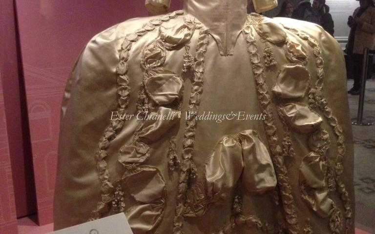 Wedding Dress – London – Victoria&Albert Museum 1775-2014.