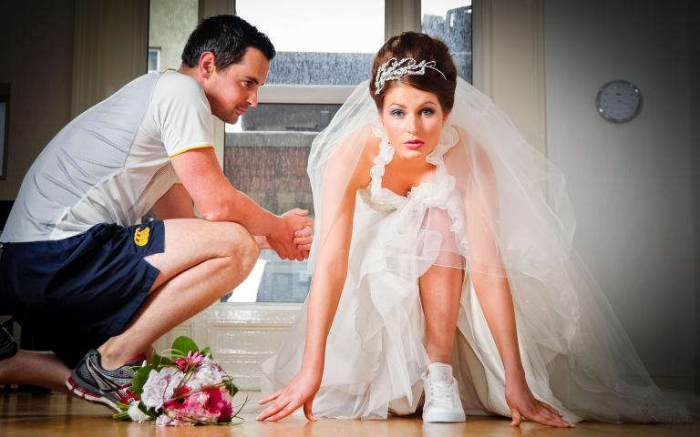 Stress? No grazie! Alleniamoci a combatterlo con il Wedding coach! Anti stress Wedding Workout with the Wedding Coach !