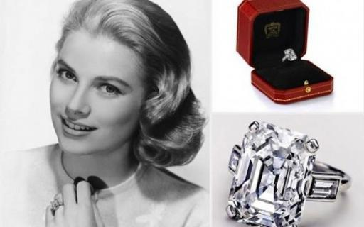 Engagement Ring: get inspired with the celebrities!