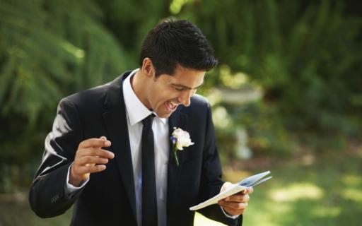 Groom's Tasks: something to do (or don't forget) the day before the wedding!