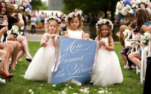 Flower Girl: so sweet!