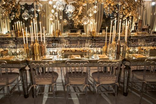 Golden Wedding? Is the ultimate wedding trend!!