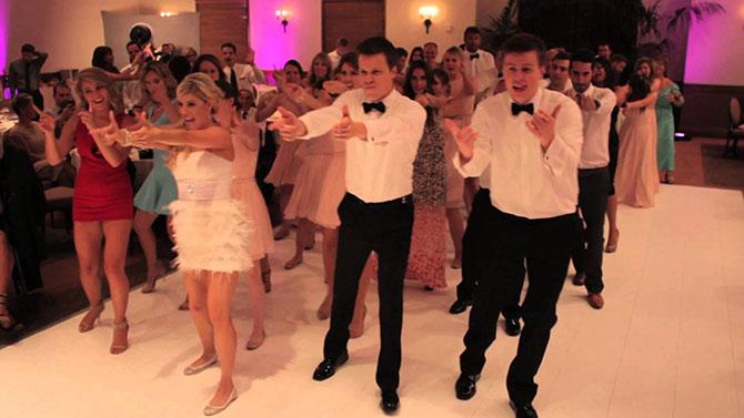 matrimonio perfetto balli