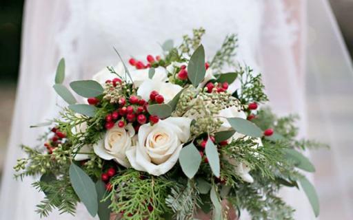 Matrimonio Invernale: idee per la scelta del bouquet