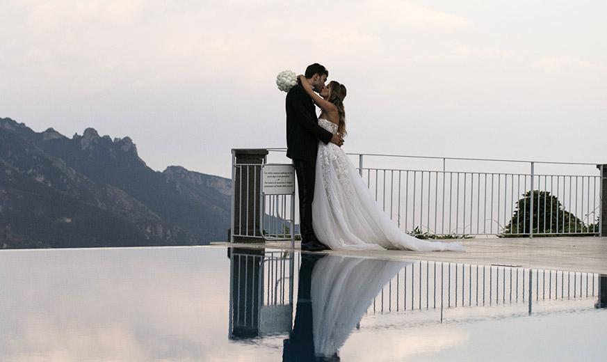 VITTORIA E ARCANGELO MATRIMONIO IN COSTIERA AMALFITANA - Wedding Planner Napoli