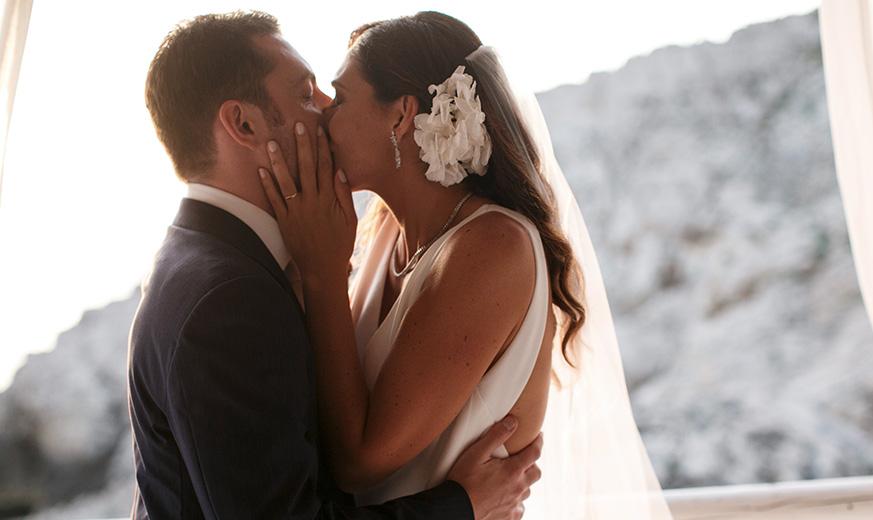 MARTINA E GIUSEPPE MATRIMONIO A CAPRI - Wedding Planner Napoli