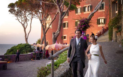 Real wedding | Adrien e Melanie: Greenery e Dusty Blue