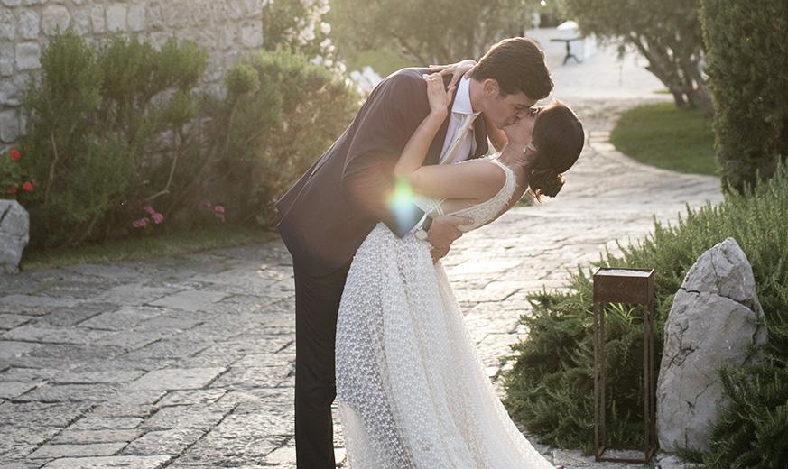 MARINA E PASQUALE MATRIMONIO AD AQUAPETRA - Wedding Planner Napoli
