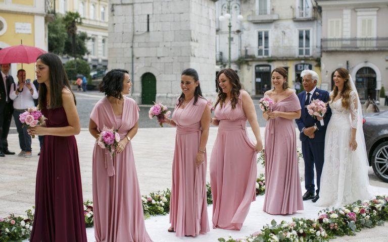 Bridesmaids: le amiche della sposa