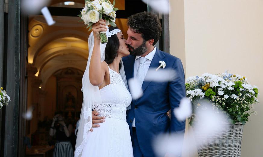 FABRIZIO E RAFFAELLA MATRIMONIO A ISCHIA - Wedding Planner Napoli