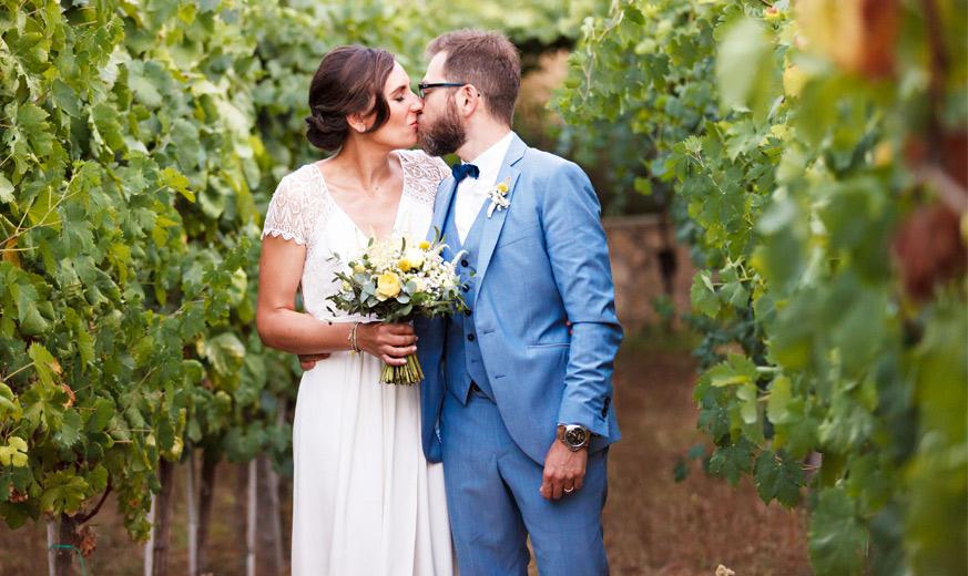 OLIVIER E ZOE MATRIMONIO A PROCIDA - Wedding Planner Napoli