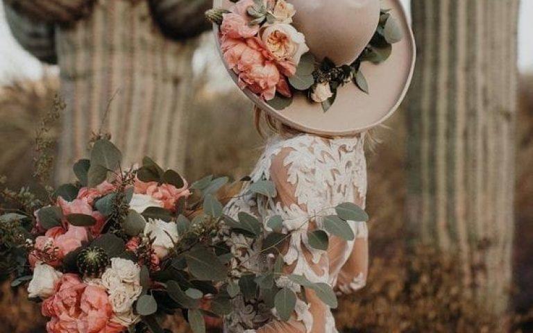 Bridal hat: trend da amare nel 2021