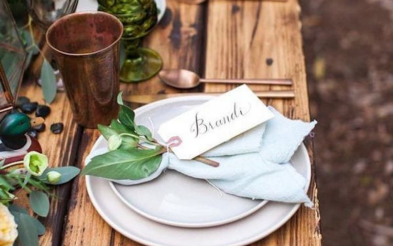 Eco-friendly wedding: tips del trend