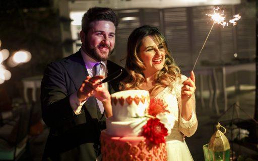 The real wedding | Pasquale e Martina: Moroccan vibes