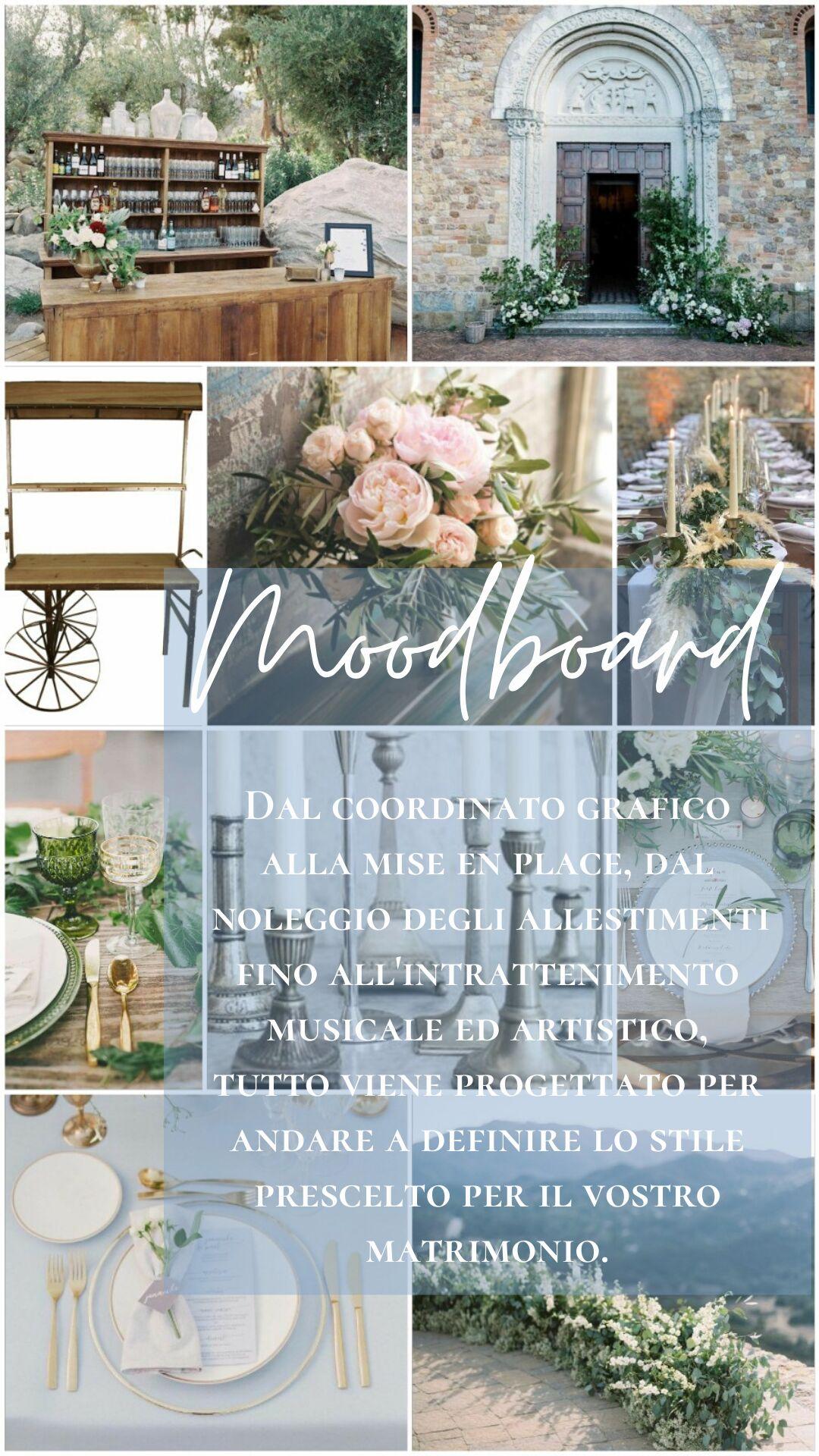 Wedding Planner Napoli - Tema e stile matrimonio