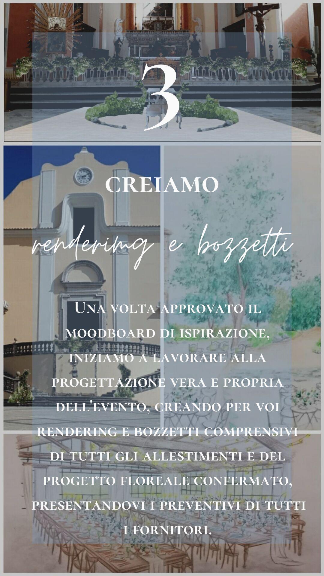 Wedding Planner Napoli - Progettazione del matrimonio