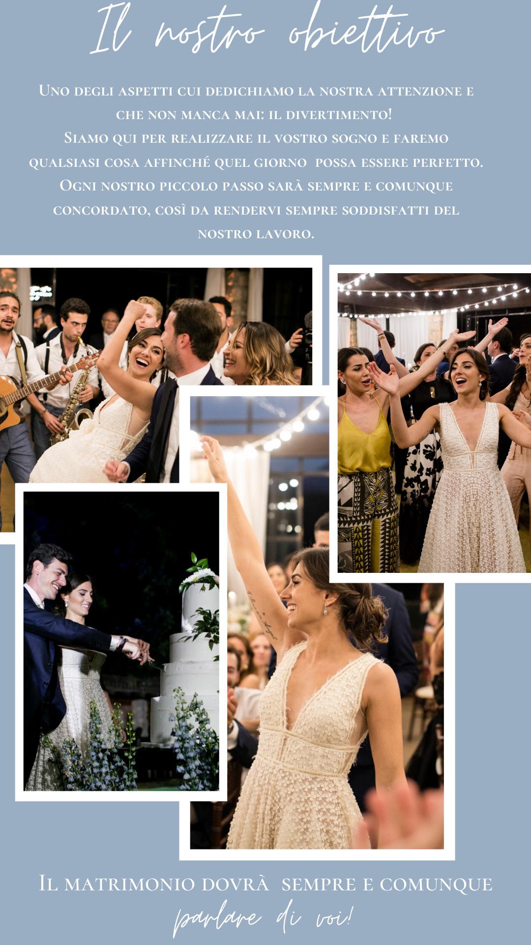 Wedding Planner Napoli - Il matrimonio che ti rappresenta