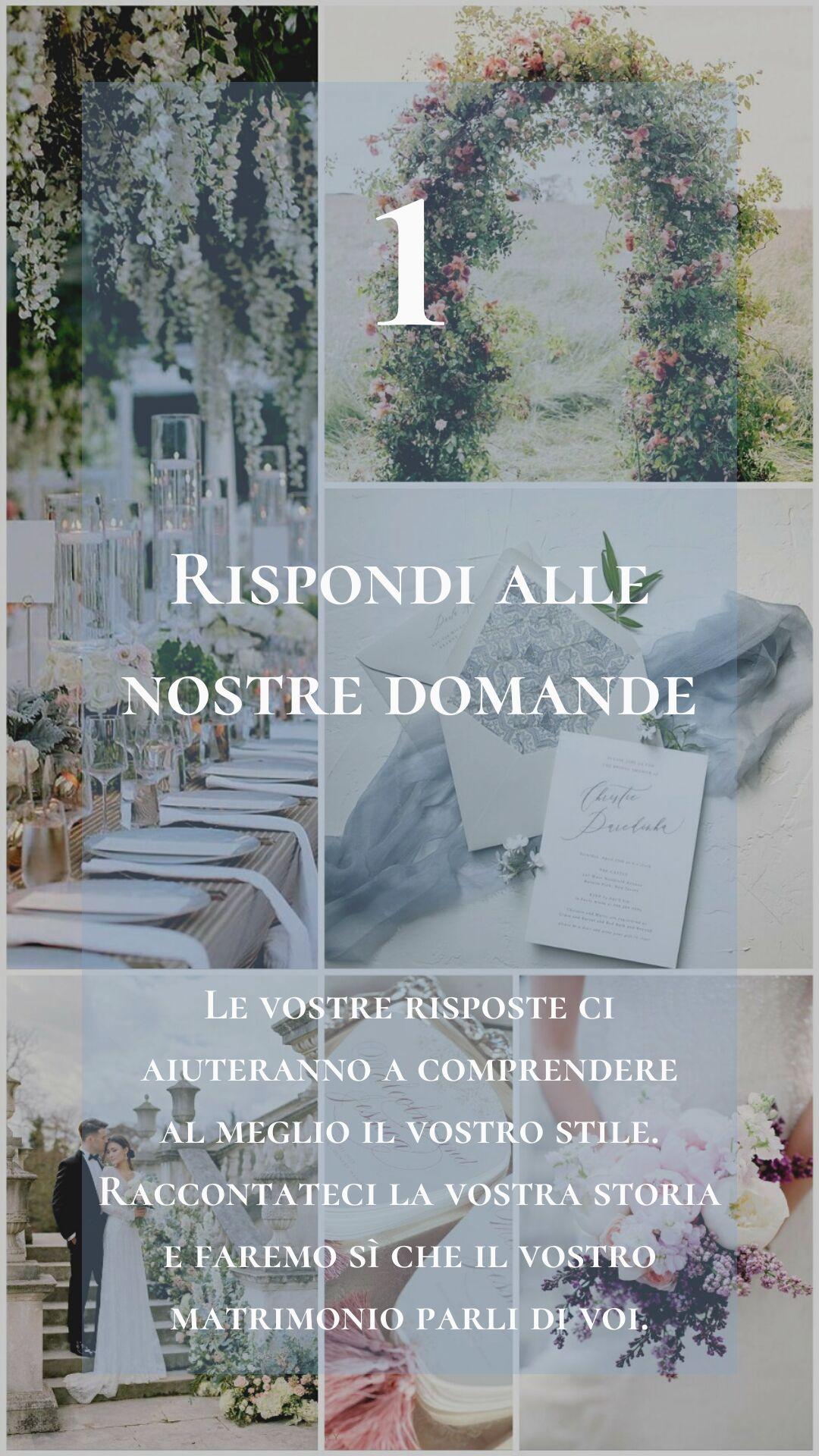 Wedding Planner Napoli - I tuoi sogni