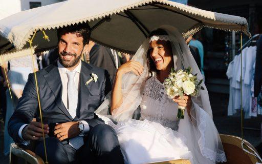 Real Wedding | Fabrizio e Raffaella: natural chic dream