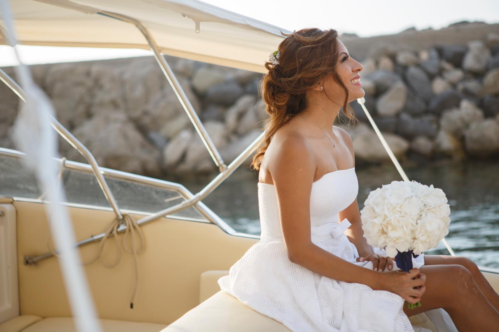 yatch club bride