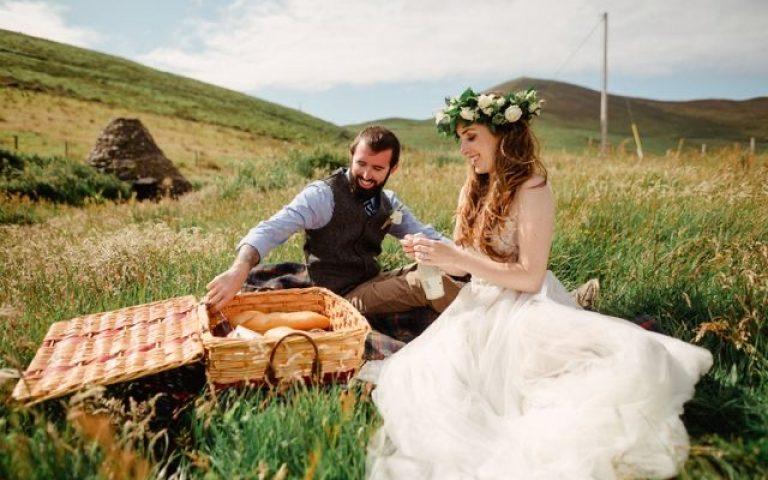 Wedding picnic: come e dove organizzarlo