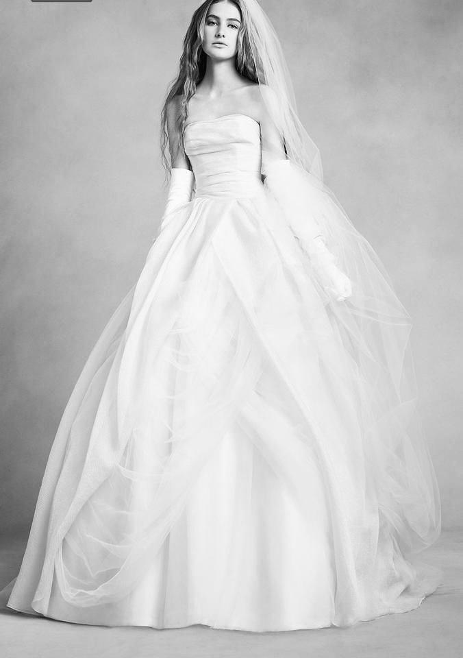 sposa d'inverno guanti