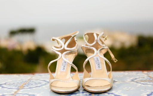 Scarpe da sposa: trend di stagione