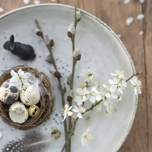 Pasqua: idee per una mise en place impeccabile